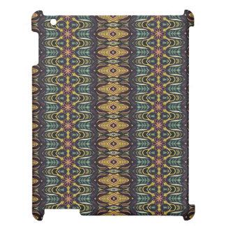 Motif aztèque tribal vintage coque iPad