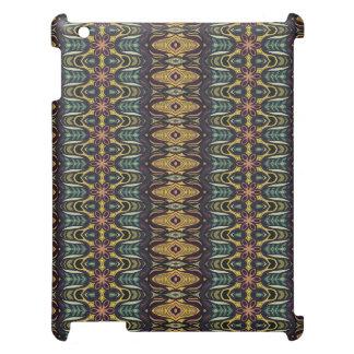 Motif aztèque tribal vintage coque pour iPad