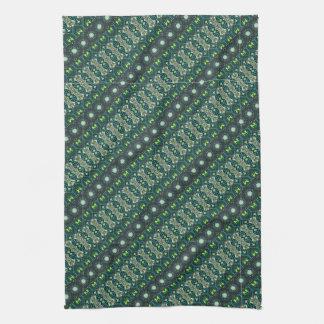 Motif aztèque tribal vintage serviette pour les mains