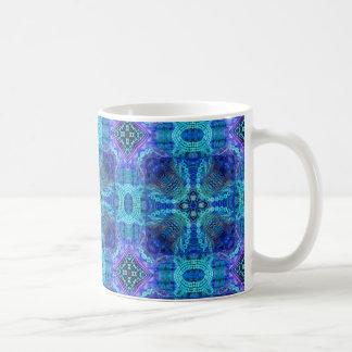 Motif bleu COMPLEXE Mug