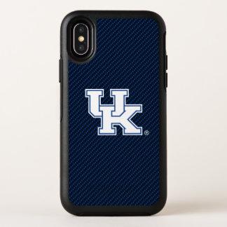 Motif BRITANNIQUE de fibre de carbone du Kentucky