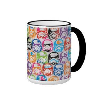 Motif brutal de Star Wars Spraypaint Mug Ringer