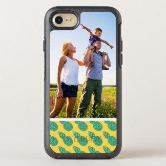 Motif d'ananas de photo coque otterbox symmetry pour iPhone 7
