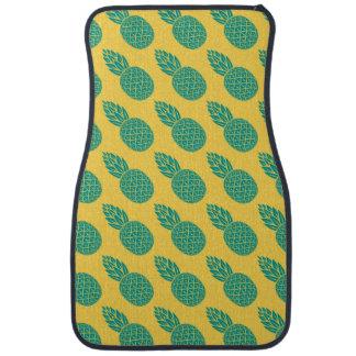 Motif d'ananas tapis de sol