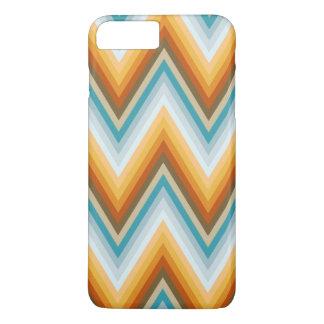 Motif d'arrière - plan de Chevron Coque iPhone 7 Plus