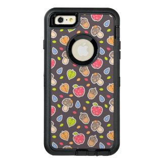 motif d'automne coque OtterBox iPhone 6 et 6s plus