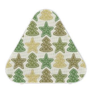 Motif de biscuit de Noël Haut-parleur Bluetooth