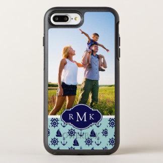 Motif | de bord de la mer votre photo et coque OtterBox symmetry iPhone 8 plus/7 plus