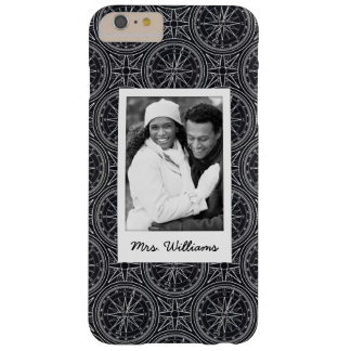Motif | de boussole de rose de vent votre photo et coque iPhone 6 plus barely there