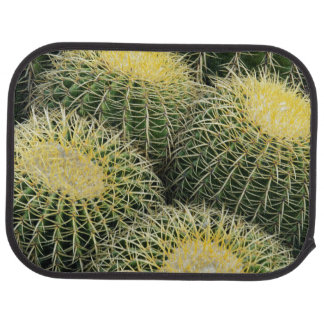 Motif de cactus tapis de voiture