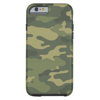 Motif de Camo pour des chasseurs ou mililtary Coque iPhone 6 Tough