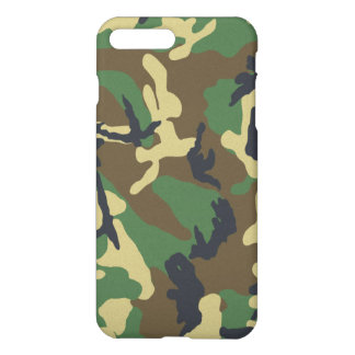 Motif de camouflage coque iPhone 7 plus