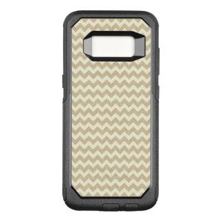 Motif de Chevron Coque Samsung Galaxy S8 Par OtterBox Commuter