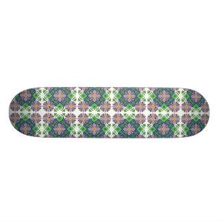 Motif de chinois traditionnel skateboards customisés