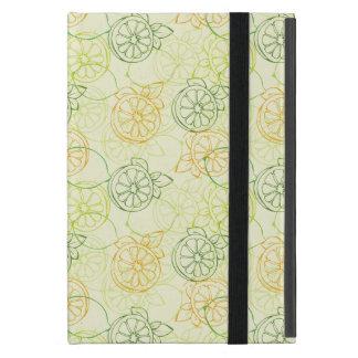 Motif de citron protection iPad mini