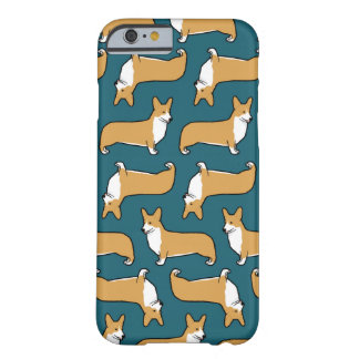 Motif de Corgis de Gallois de Pembroke Coque Barely There iPhone 6