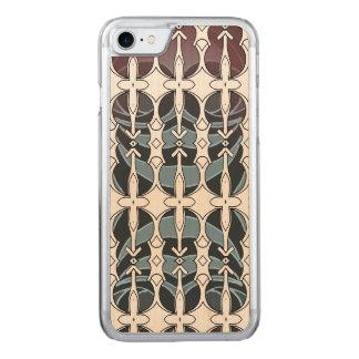 Motif de couche coque carved pour iPhone 7