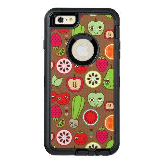 Motif de cuisine de fruit coque OtterBox iPhone 6 et 6s plus