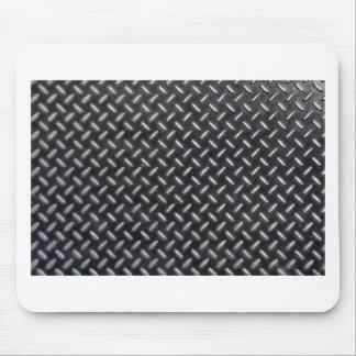 motif de diamant-plat tapis de souris