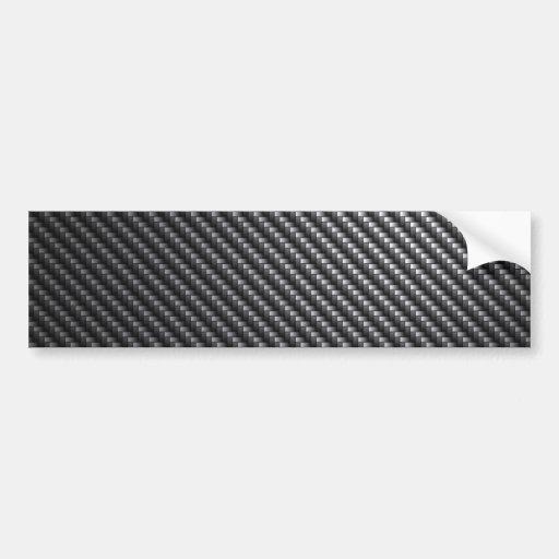 Motif de fibre de carbone adhésif pour voiture