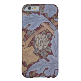 Motif de fleur de William Morris St James Coque iPhone 6 Barely There