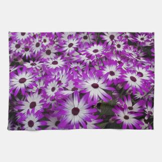 Motif de fleur, jardins de Kuekenhof, Lisse, Serviettes Pour Les Mains