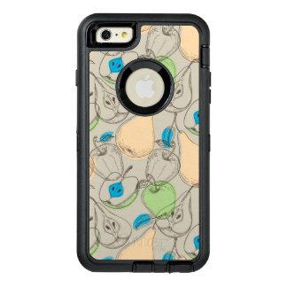 Motif de fruits coque OtterBox iPhone 6 et 6s plus