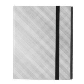motif de grille abstrait étui iPad