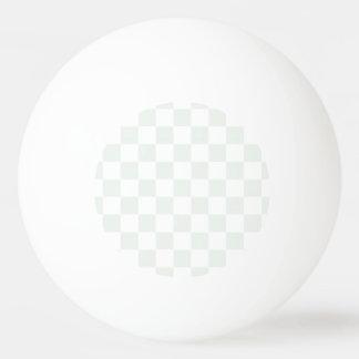 Motif de guingan d'actinie balle de ping pong