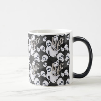 Motif de Halloween de fantômes Mug Magic