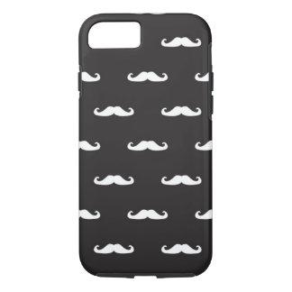 Motif de hippie de moustache coque iPhone 8/7