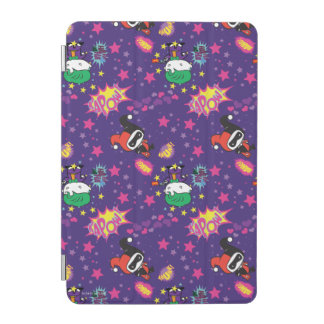 Motif de joker et de Harley de Chibi Protection iPad Mini