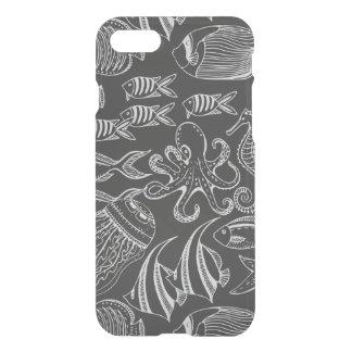 Motif de la Mer Noire Coque iPhone 7