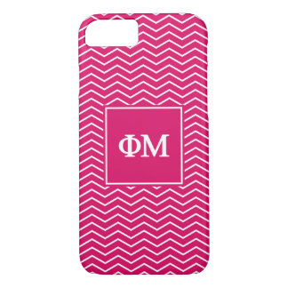Motif de la MU | Chevron de phi Coque iPhone 7