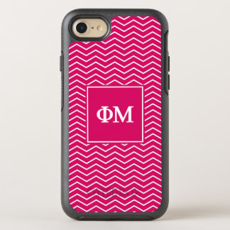 Motif de la MU   Chevron de phi Coque Otterbox Symmetry Pour iPhone 7