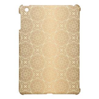 Motif de luxe floral de mandala étui iPad mini