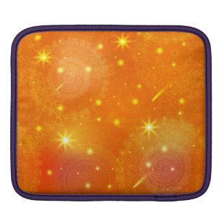 Motif de luxe floral de mandala housse iPad