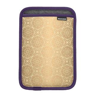 Motif de luxe floral de mandala housse iPad mini