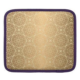 Motif de luxe floral de mandala housse pour iPad