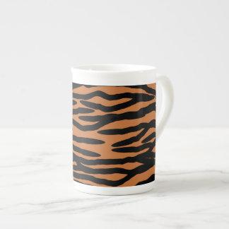 Motif de peau de tigre mug