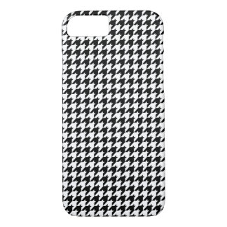motif de pied-de-poule coque iPhone 7