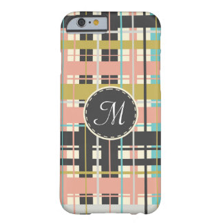 Motif de plaid coque barely there iPhone 6