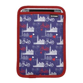 Motif de points de repère de Londres Housse iPad Mini