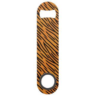 Motif de rayure de tigre