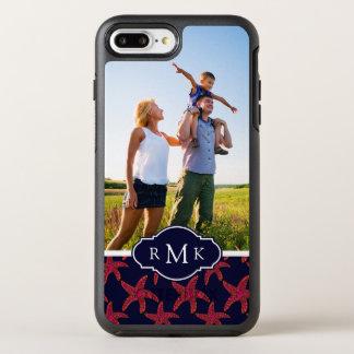 Motif | de style d'étoiles de mer votre photo et coque OtterBox symmetry iPhone 8 plus/7 plus