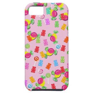 Motif de sucrerie coques iPhone 5 Case-Mate