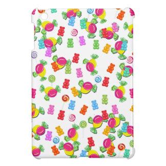 Motif de sucrerie coques pour iPad mini