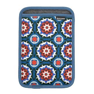 Motif de Suzani avec l'ornement audacieux Housse iPad Mini