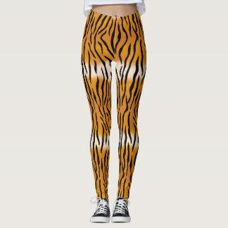 Motif de tigre leggings