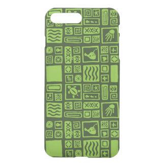 Motif de Tiki Coque iPhone 7 Plus